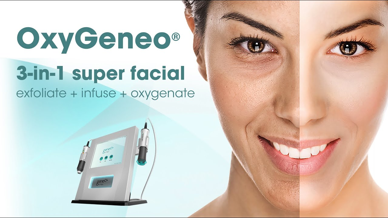 Oxygeneo 3-in-1 Super Facial