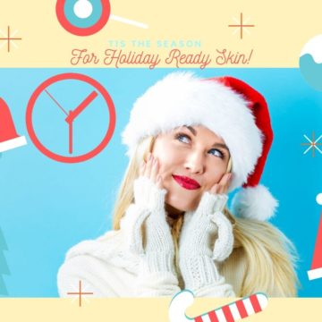 Holiday aesthetic timeline, Look your best this holiday season.