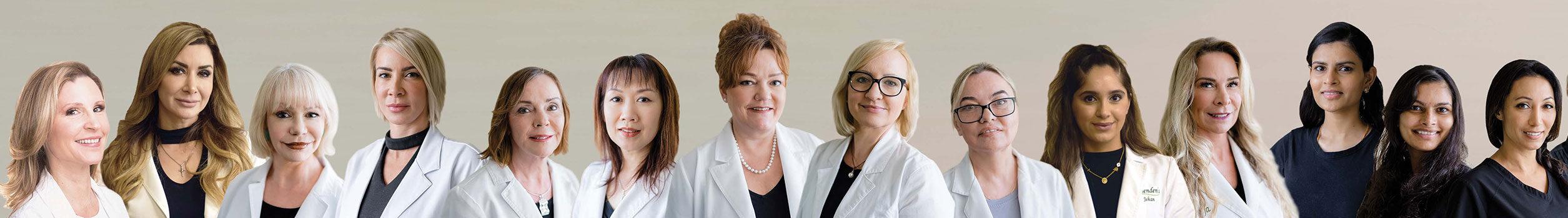 Schenden's Medical Spa Team Picture