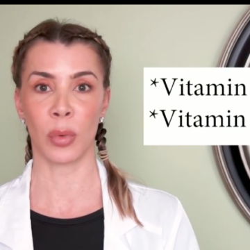 Good Nutrient Equals Healthy Skin!